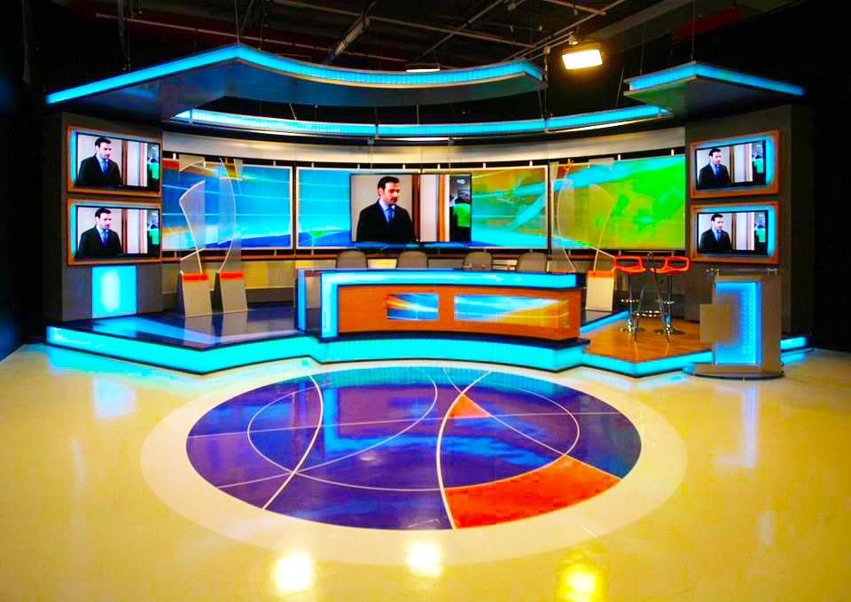 Televisa media cpompany stages