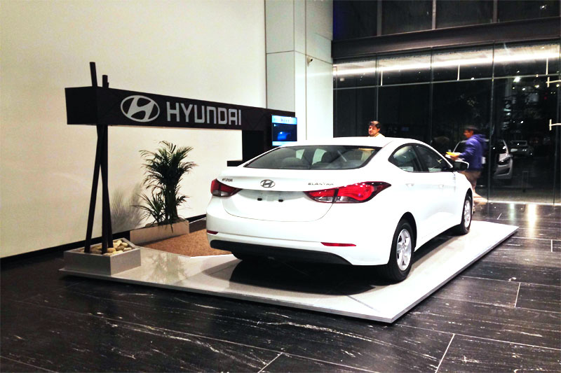 Selling points for Hyundai